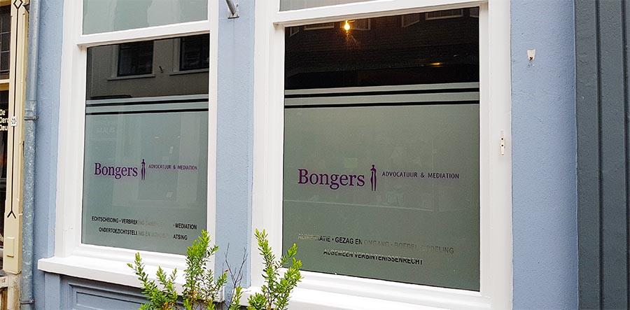 Kantoor Bongers Advocatuur en Mediation Gevel